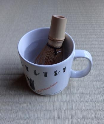 簡単抹茶1