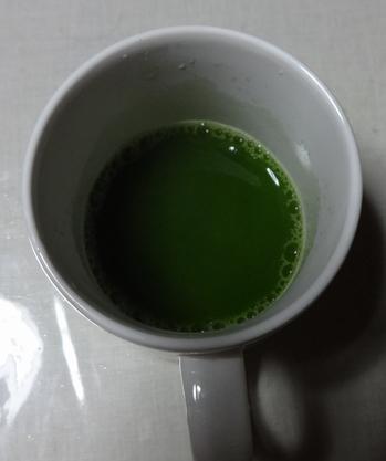 簡単抹茶3