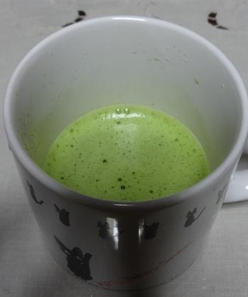 簡単抹茶4
