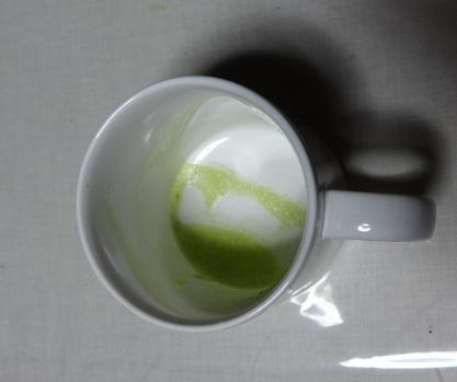 簡単抹茶5