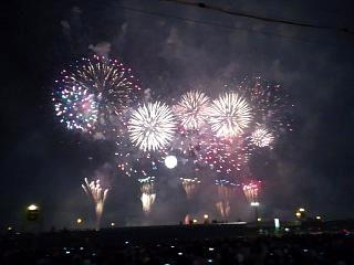 20130824大曲花火大会(協賛花火その15)