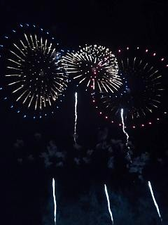 20130824大曲花火大会(協賛花火その23)