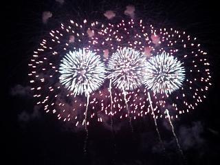 20130824大曲花火大会(協賛花火その25)