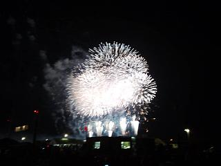 20130824大曲花火大会(協賛花火その38)