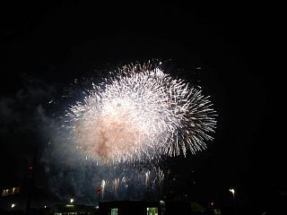 20130824大曲花火大会(協賛花火その42)