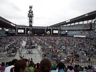20130922サザン宮城コンサート(その4)
