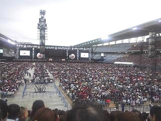 20130922サザン宮城コンサート(その6)