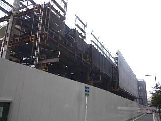 20131103アリオ外壁
