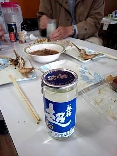 20131109二本松菊人形祭り宴会(その2)