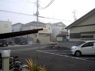 20131118靄(その1)
