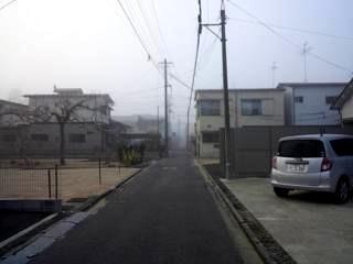 20131118靄(その2)