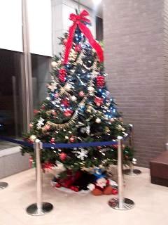 20131129クリスマスツリー