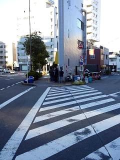 20131130ラーメン二郎三田本店(その1)