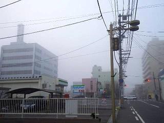 20131205霧の風景(その2)