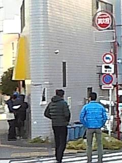20131214ラーメン二郎三田本店(その5)