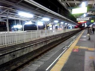 20140103天満駅