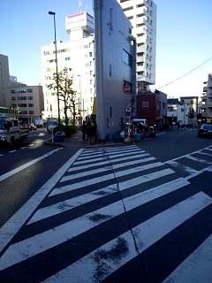 20140111ラーメン二郎三田本店(その1)