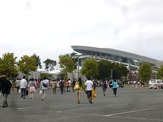 20130922サザン宮城コンサート(その11)