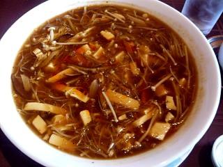 20131003酸辛湯麺(その1)