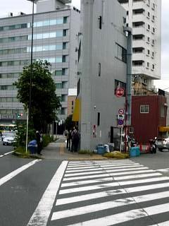 20131102ラーメン二郎三田本店(その1)