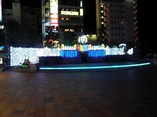 20140113郡山夜景(その3)