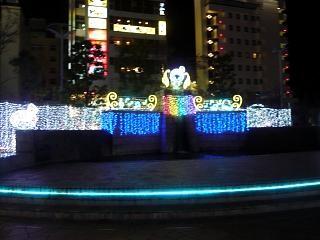 20140113郡山夜景(その4)
