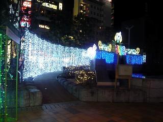 20140113郡山夜景(その7)