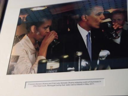オバマご夫妻