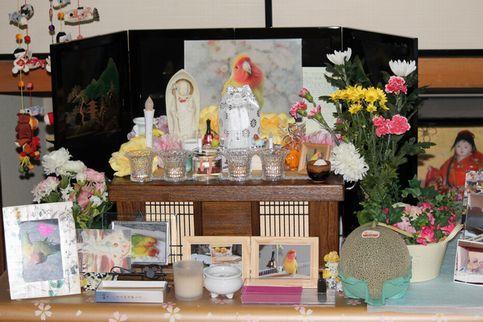 リクの祭壇