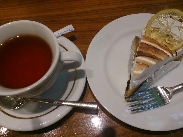 カフェ上野