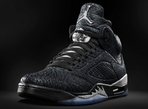AIR JORDAN 3LAB5 METALLIC SILVER