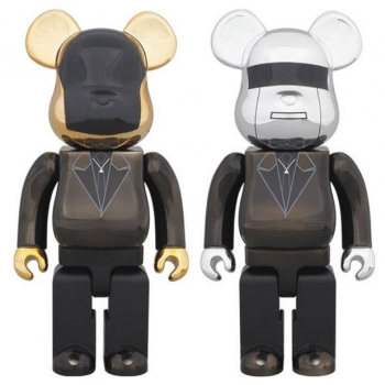 DAFT PUNK BE@RBRICK 400% Random Access Memories Ver.