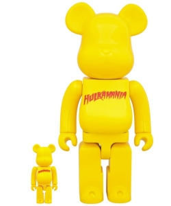 HULKAMANIA BE@RBRICK