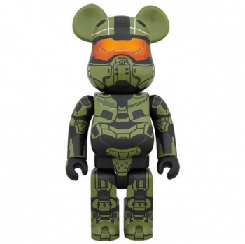 MASTER CHIEF BE@RBRICK 400%