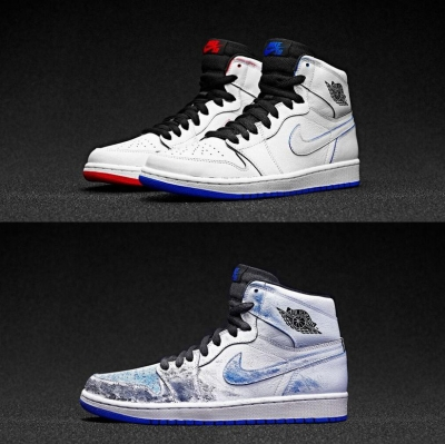 NIKE AIR JORDAN 1 SB LANCE MOUNTAIN