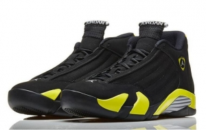 NIKE AIR JORDAN 14 RETRO THUNDER