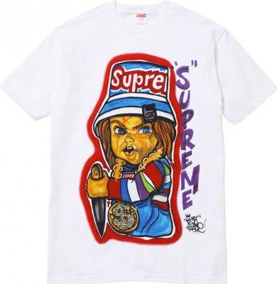 SUPREME チャッキーTシャツ