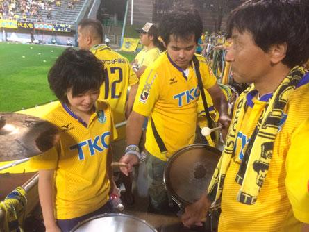 ノザキ森島ドラムスクール_140818