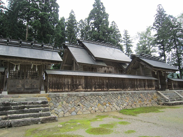 白山長瀧神社
