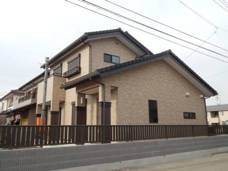海老原京子邸