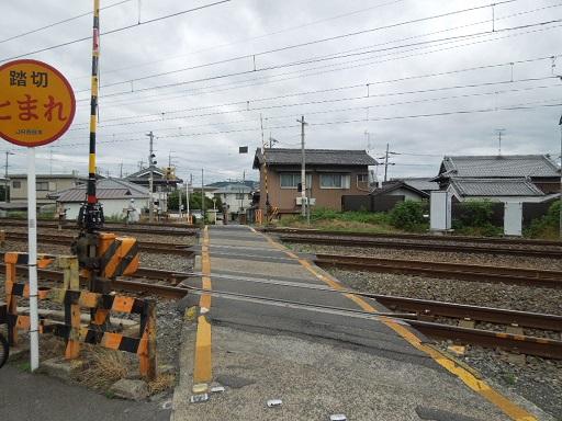 桜井村踏切