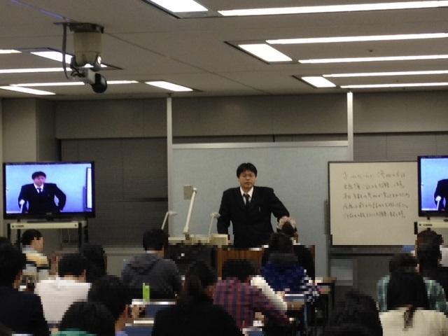 野村豊講師HR