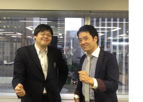野村先生、斉藤先生
