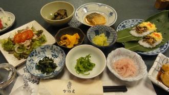 130913ゼミFW飯山03(かのえ食事)
