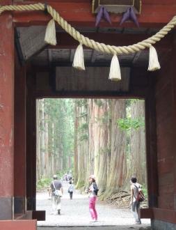 130913ゼミFW戸隠神社奥社01