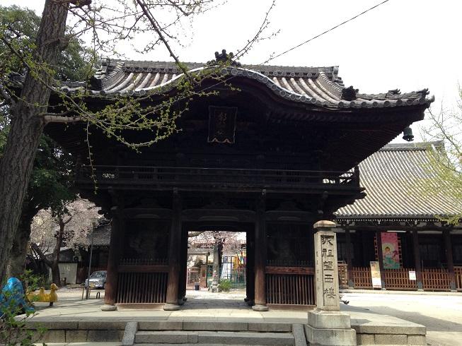 2014 春 法林寺