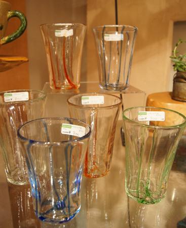 ガラスグラス3