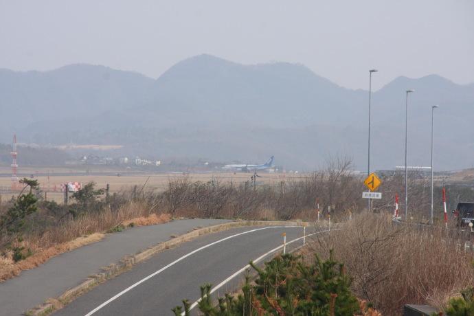 鳥取空港6