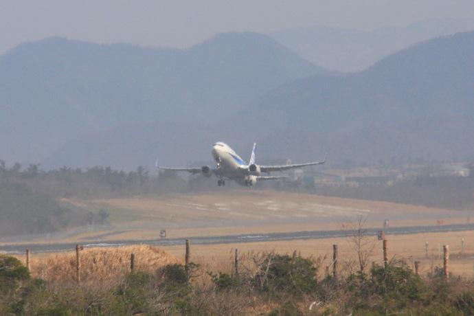 鳥取空港8