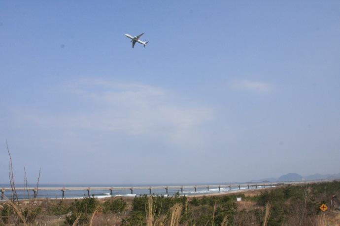 鳥取空港9